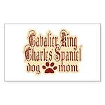 Cavalier King Charles Spaniel Sticker (Rectangle 1