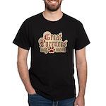 Great Pyrenees Mom Dark T-Shirt