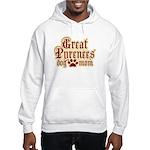 Great Pyrenees Mom Hooded Sweatshirt
