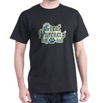 Great Pyrenees Dad Dark T-Shirt