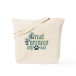 Great Pyrenees Dad Tote Bag