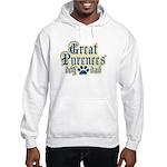 Great Pyrenees Dad Hooded Sweatshirt
