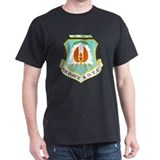 Air Force ROTC Black T-Shirt
