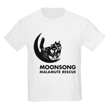 Moonsong Malamute Rescue T-Shirt