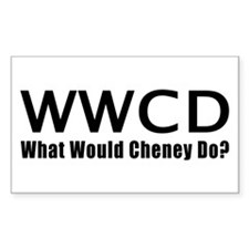 WWCD Rectangle Decal
