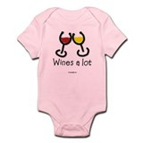 Cute Food and drink  Baby Onesie