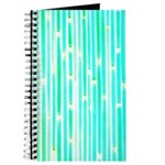 Lucky Colorful Bamboo Journal (spiral bound)
