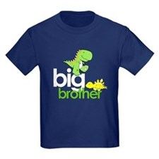 big brother t-shirt dinosaur T