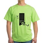DTV Transition Green T-Shirt