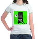 DTV Transition Jr. Ringer T-Shirt