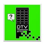 DTV Transition Tile Coaster