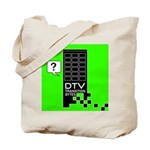 DTV Transition Tote Bag