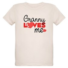 Granny Love Me (red) T-Shirt