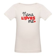 Nana Love Me (red) Tee