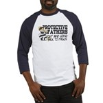 Protective Fathers Baseball Jersey