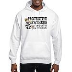 Protective Fathers Hooded Sweatshirt