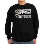 Protective Fathers Sweatshirt (dark)