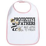Protective Fathers Bib