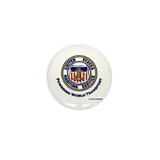 Powering World Transport Mini Button (10 pack)