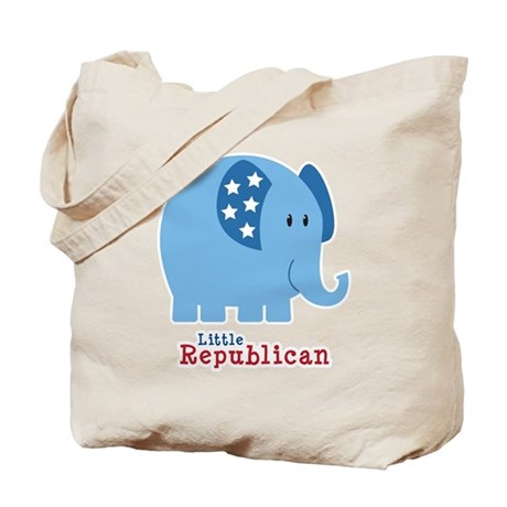 Little Republican Tote Bag