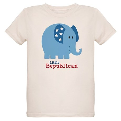Little Republican Organic Kids T-Shirt