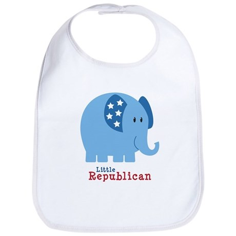 Little Republican Bib