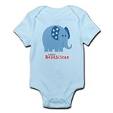 Little Republican Onesie