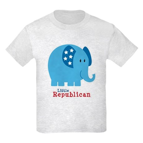Little Republican Kids Light T-Shirt