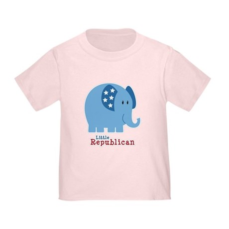 Little Republican Toddler T-Shirt