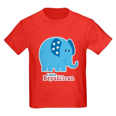 Little Republican Kids Dark T-Shirt