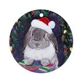Myrrh Christmas Ornament (Round)