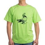 Berliner Shortface Green T-Shirt