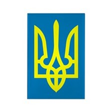 Ukraine Rectangle Magnet (10 pack)