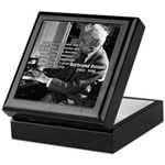 Philosophy Bertrand Russell Keepsake Box