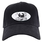 Holle Cropper Black Cap