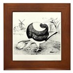 Holle Cropper Framed Tile