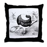 Holle Cropper Throw Pillow