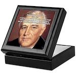 American President FDR Keepsake Box