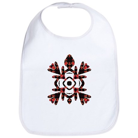 Abstract Sea Turtle Bib