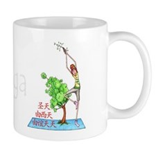Yoga - Be The Tree Mug