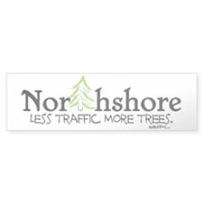 Northshore Bumper Bumper Sticker