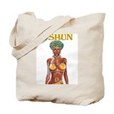 NEW!!! OSHUN CLOSE-UP Tote Bag