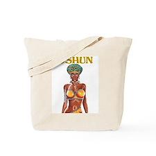 NEW!!! OSHUN CLOSE-UP Tote Bag