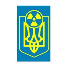 Chernobyl Rectangle Decal