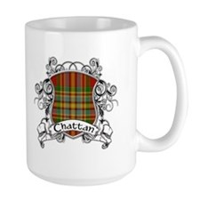 Chattan Tartan Shield Coffee Mug