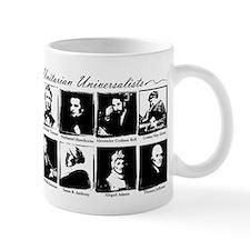 Famous UUs - no tagline Mug