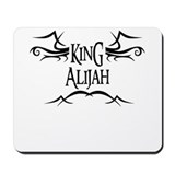 King Alijah Mousepad