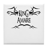 King Amare Tile Coaster
