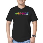 Got ASL? Rainbow Men's Fitted T-Shirt (dark)