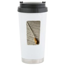 Conductor Ceramic Travel Mug